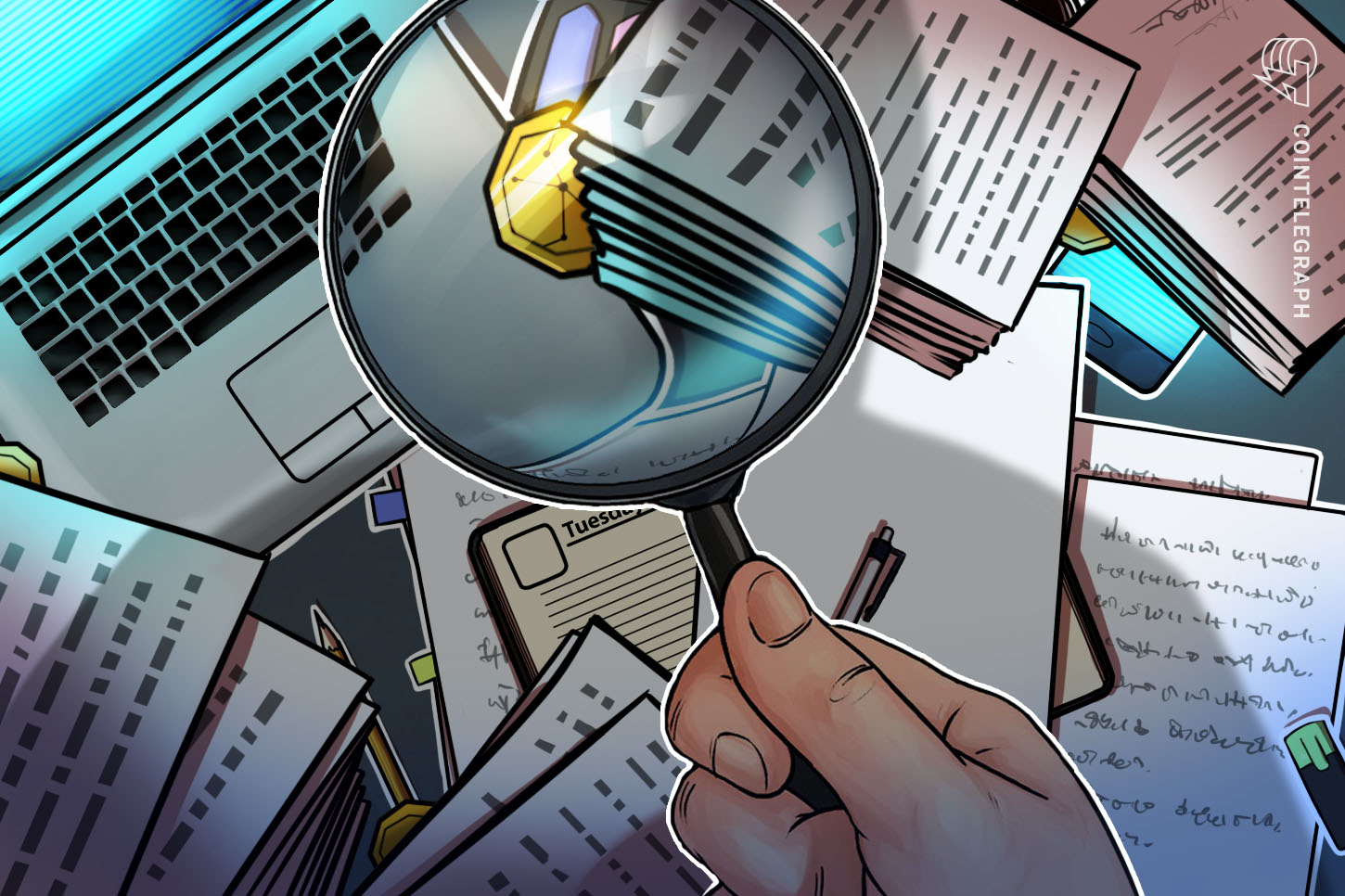 A report released by crypto exchange Binance illustrates how scams targeting cryptocurrency investors attempt to gain credibility.