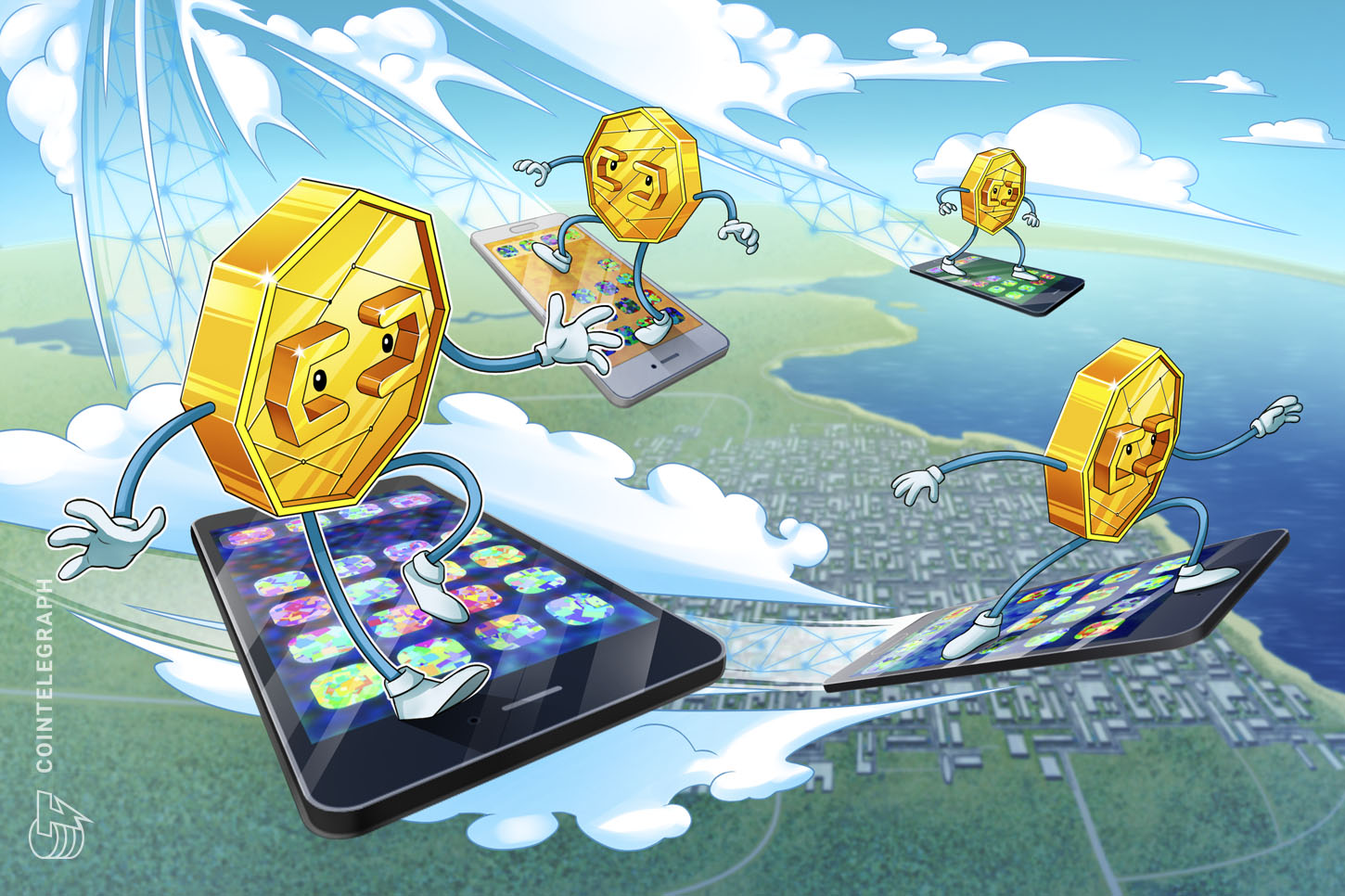 Crypto businesses keep showing interest in the Indian market by attracting users through products like mobile apps.