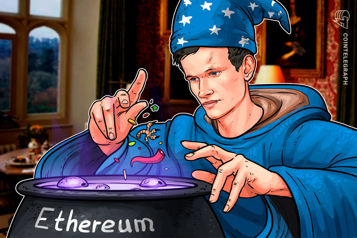 Charles Hoskinson: 'Ethereum Moves at The Speed of Vitalik'