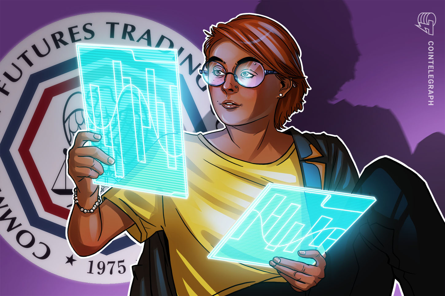commodity futures trading commission cryptocurrency