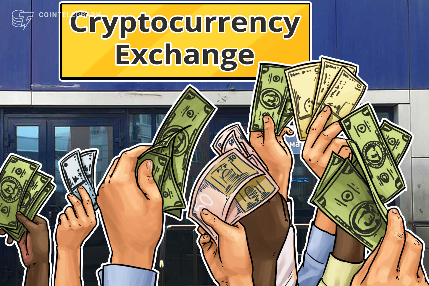 cryptocurrency tokens exchanges