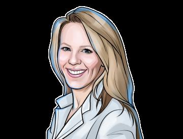 Kathryn Haun & General Partner at Andreessen Horowitz & poster`