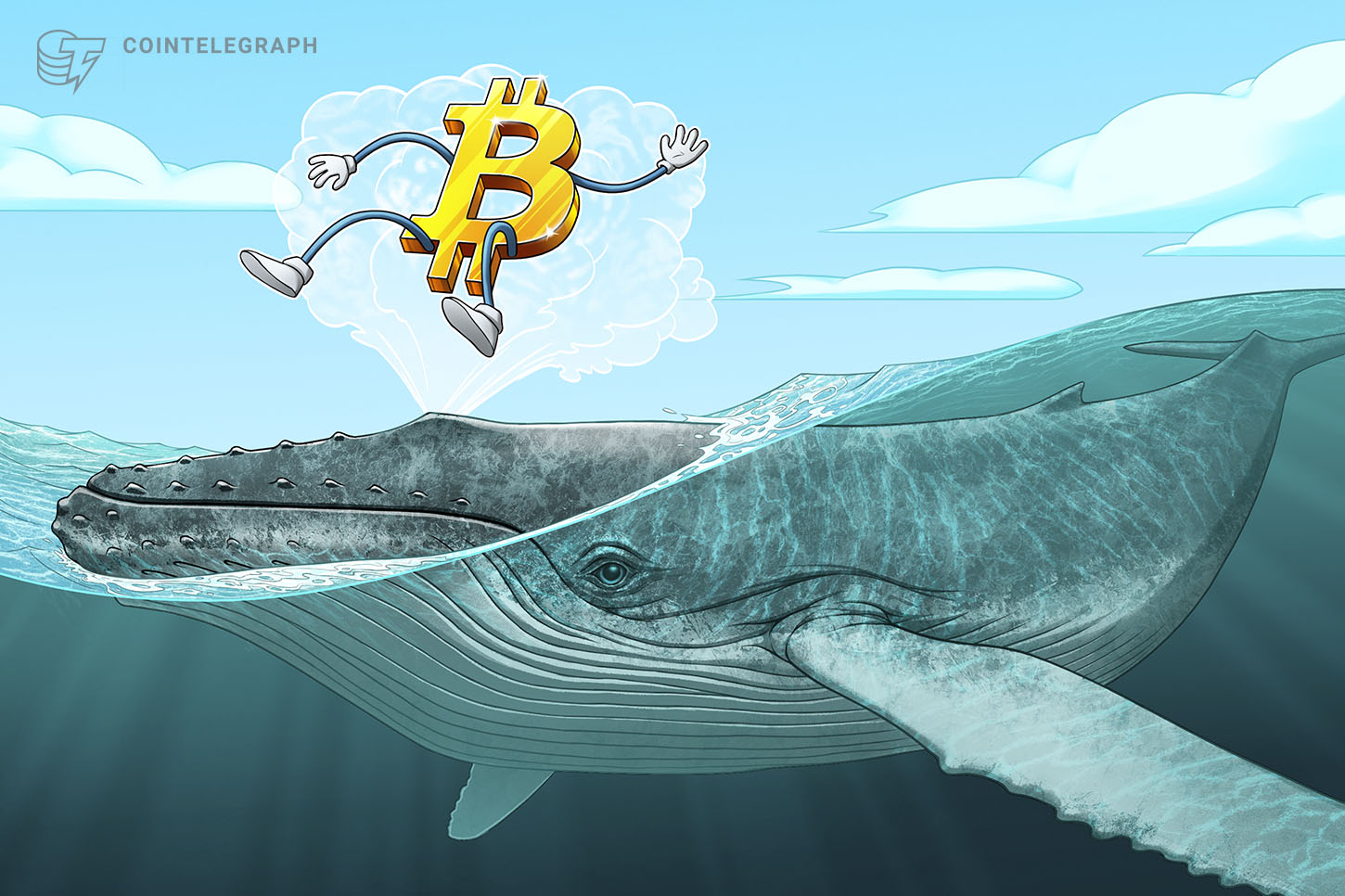 Bitcoin whale cluster at $10,570 is the most important level right now... image
