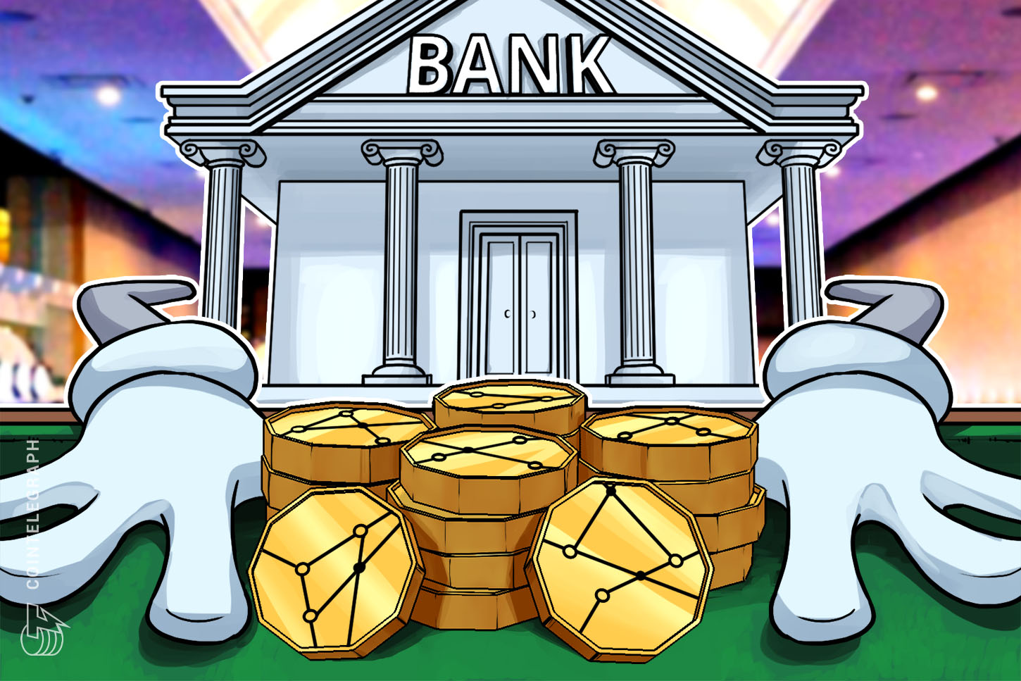Crypto to replace banks