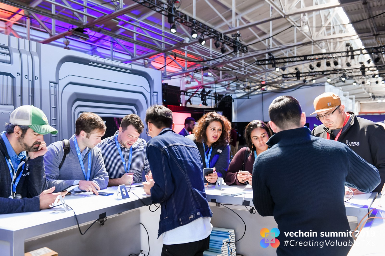 Hands-on Lab at the VeChain Summit 2019