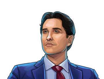 Marco Santori & President and chief legal officer at Blockchain.com  & poster`