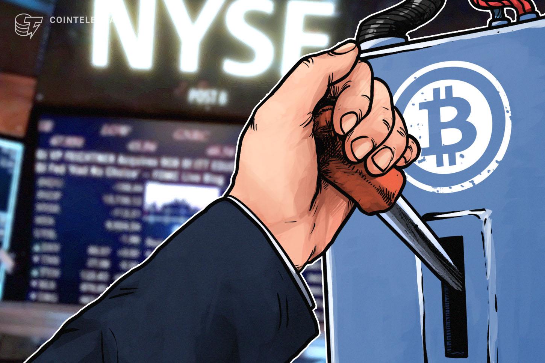 etf bitcoin NYSE)