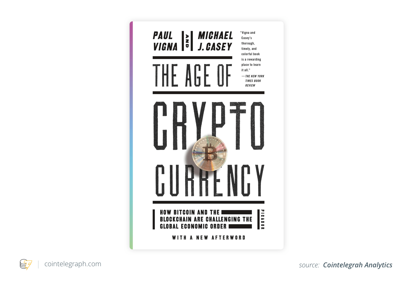 best technical book on cryptocurrency
