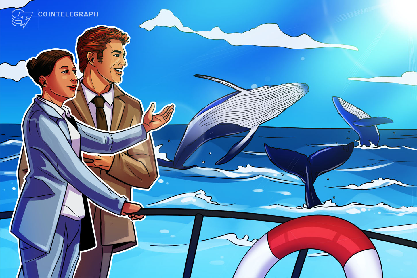 XRP Is Up 30% and Has 30 New Whales