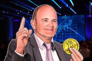 仮想通貨投資家のマイクノボグラッツ氏