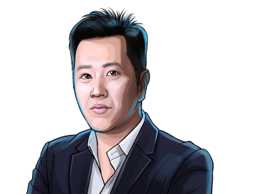 Andy Cheung & Co-Founder & CEO at BitWork & poster`