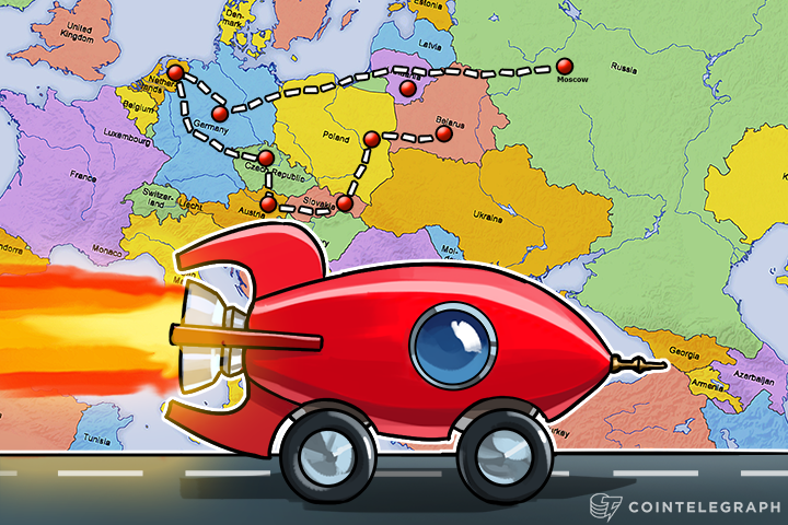 Bitcoin on Wheels: How We Took Part in European Bitcoin Tour