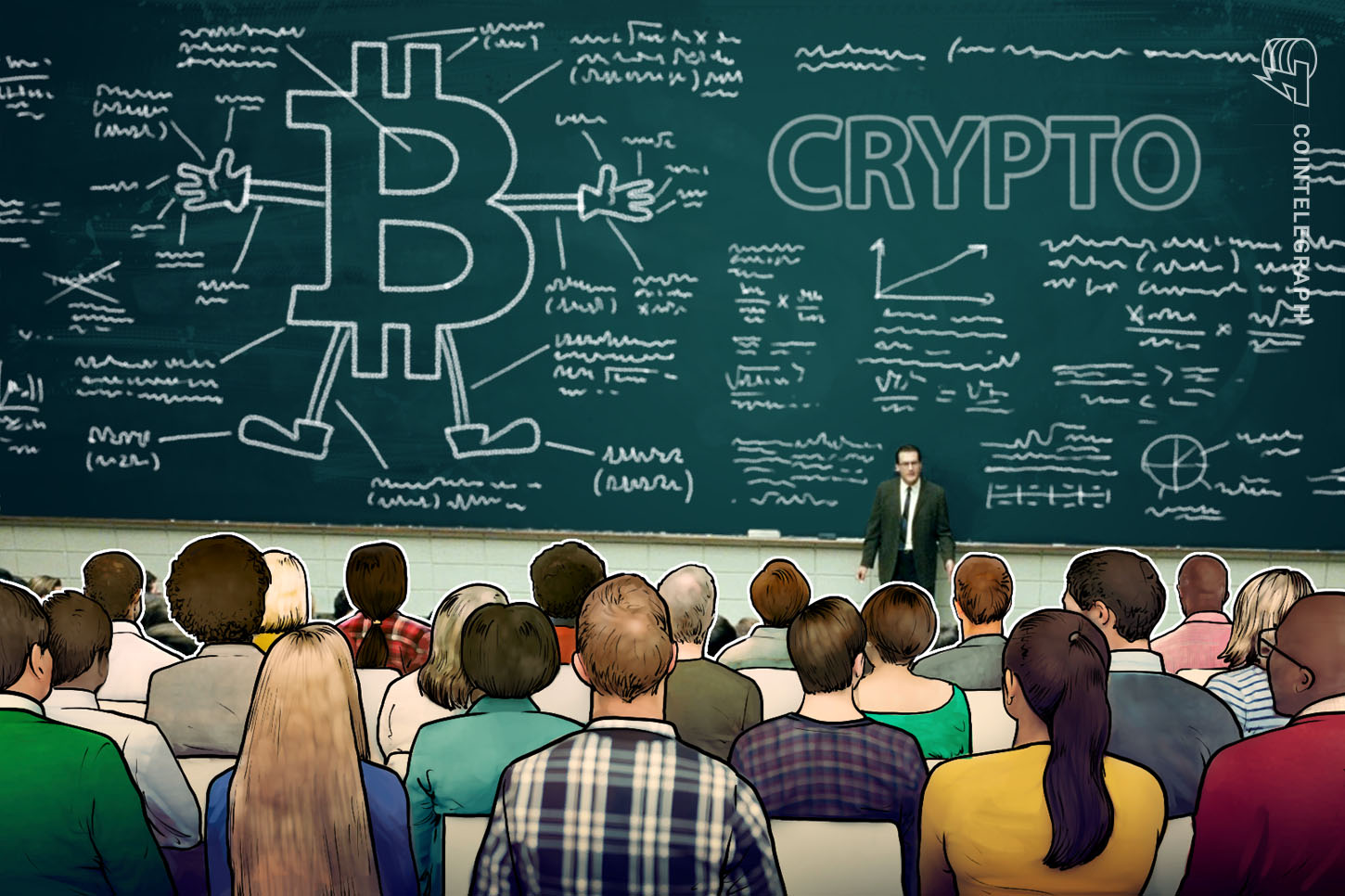 how to learn about bitcoin and cryptocurrency
