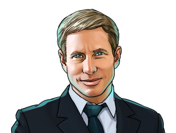 Chris Larsen & Co-founder and executive chairman of Ripple & poster`