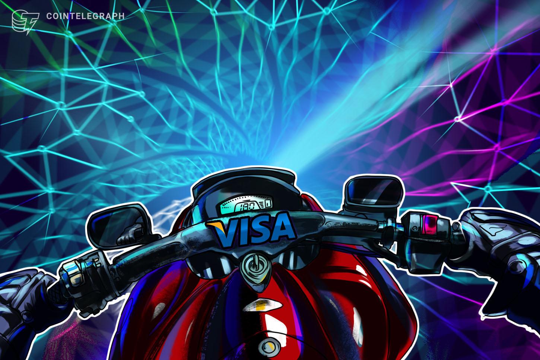 blockchain and visa