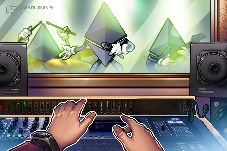 EDM on blockchain: <bold>DJ</bold> PLS&TY to sell latest vinyl record on Ethereum platform