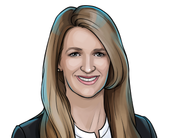 Kelly Loeffler & Former CEO of Bakkt, U.S. senator for Georgia & poster`