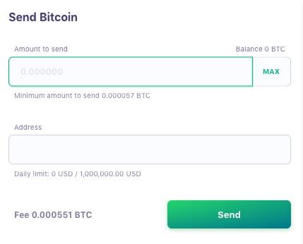 Wie man Bitcoin abhebt