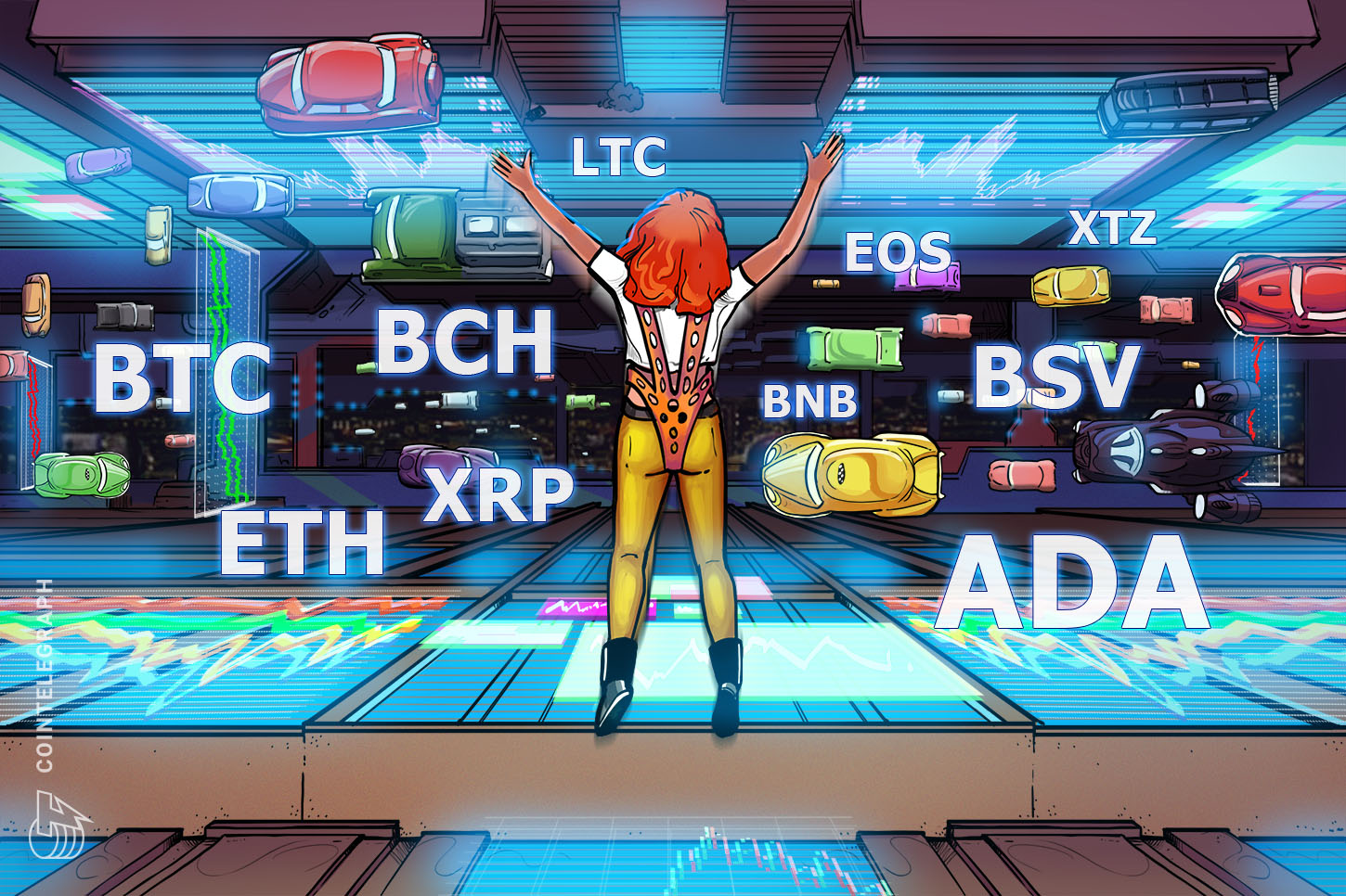 cryptocurrency price analysis cointelegraph