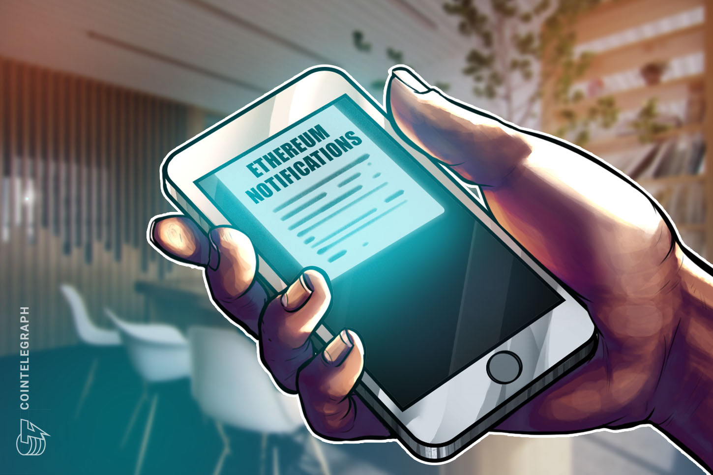 DApps can now send push notifications to Ethereum wallet users