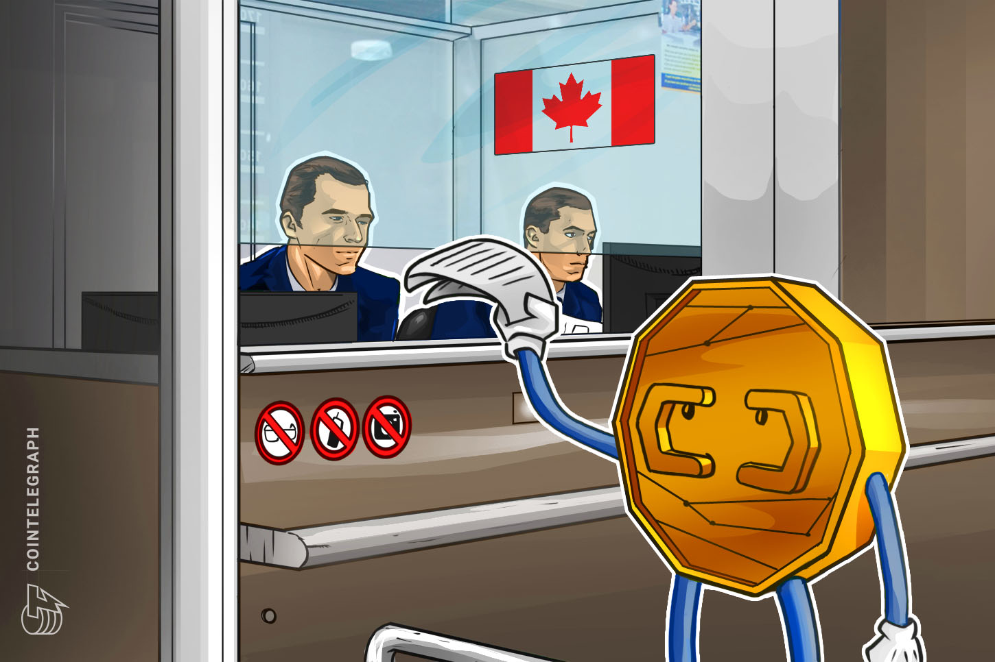 is cryptocurrency legal in canada