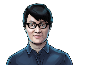 Leon Li & Founder and CEO of Huobi Global, CEO of Pantronics Holdings Ltd.  & poster`