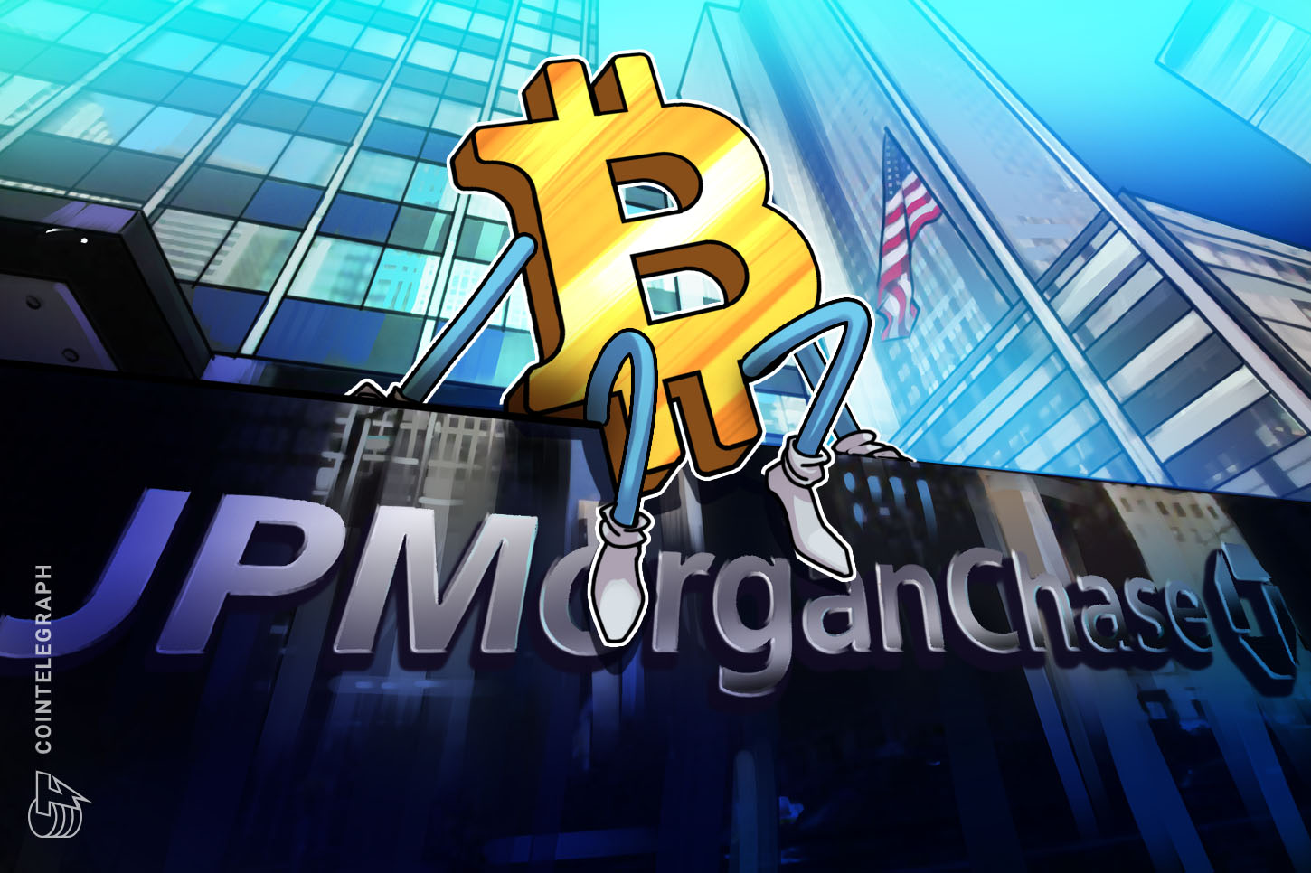 jp morgan cryptocurrency trading