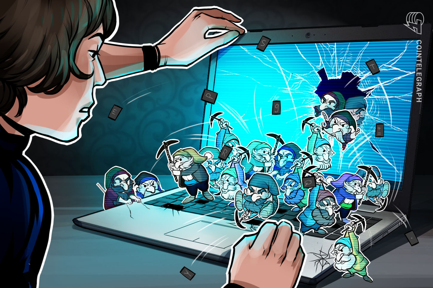 malwares mining cryptocurrency