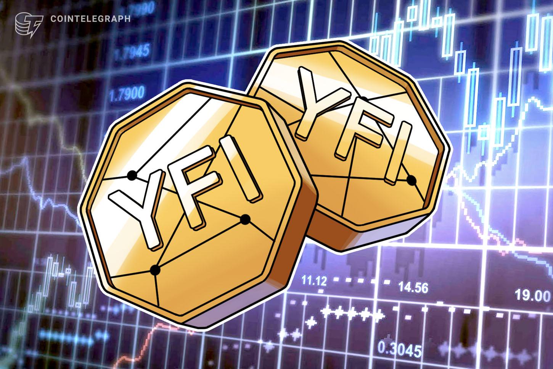YFI price soars to $38.8K hitting $1B market cap — can it go higher? thumbnail