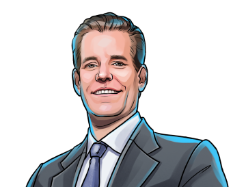 Tyler Winklevoss & Co-founder and CEO of Gemini, principal of Winklevoss Capital & poster`