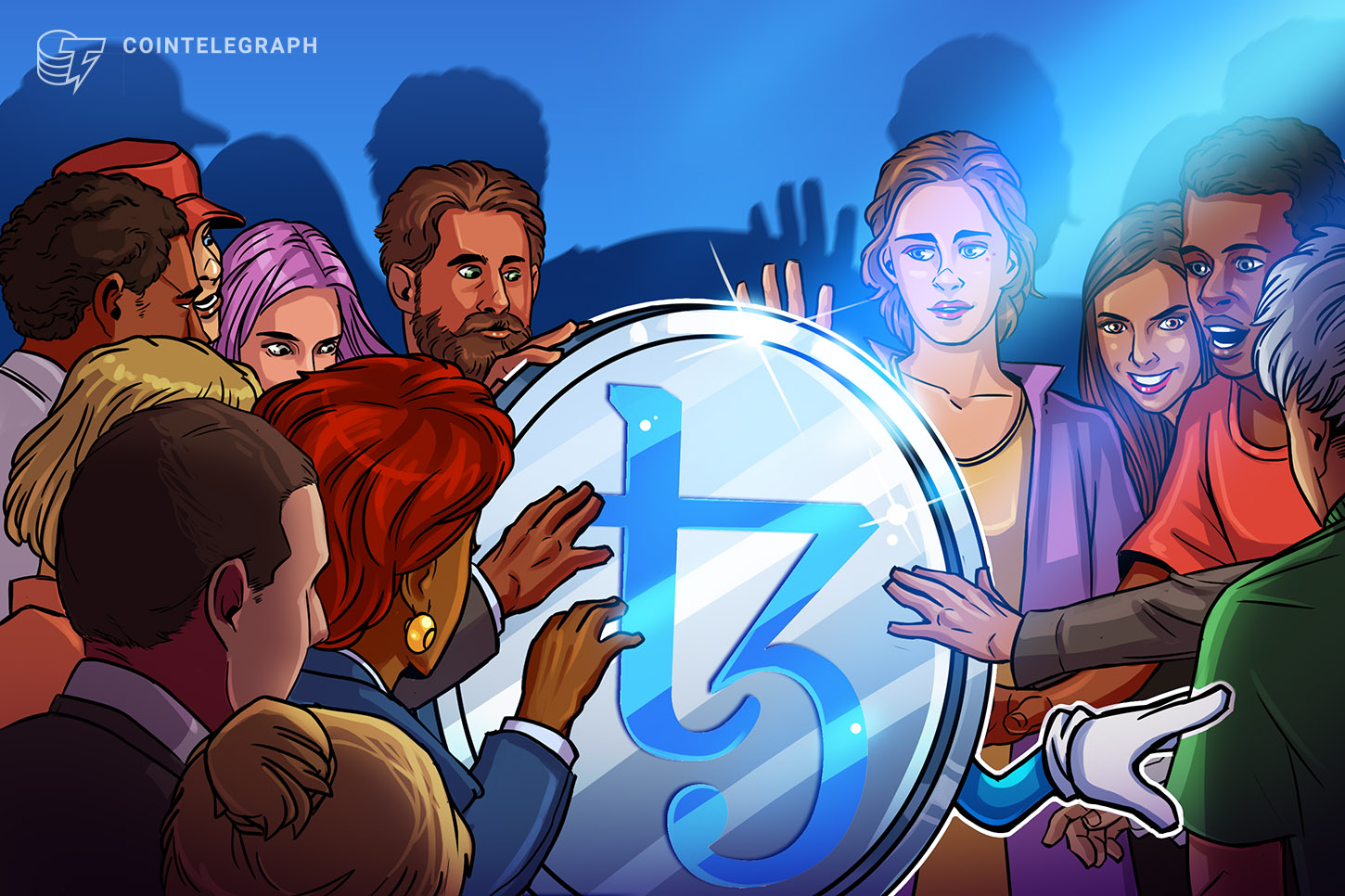 how many tezos will there be