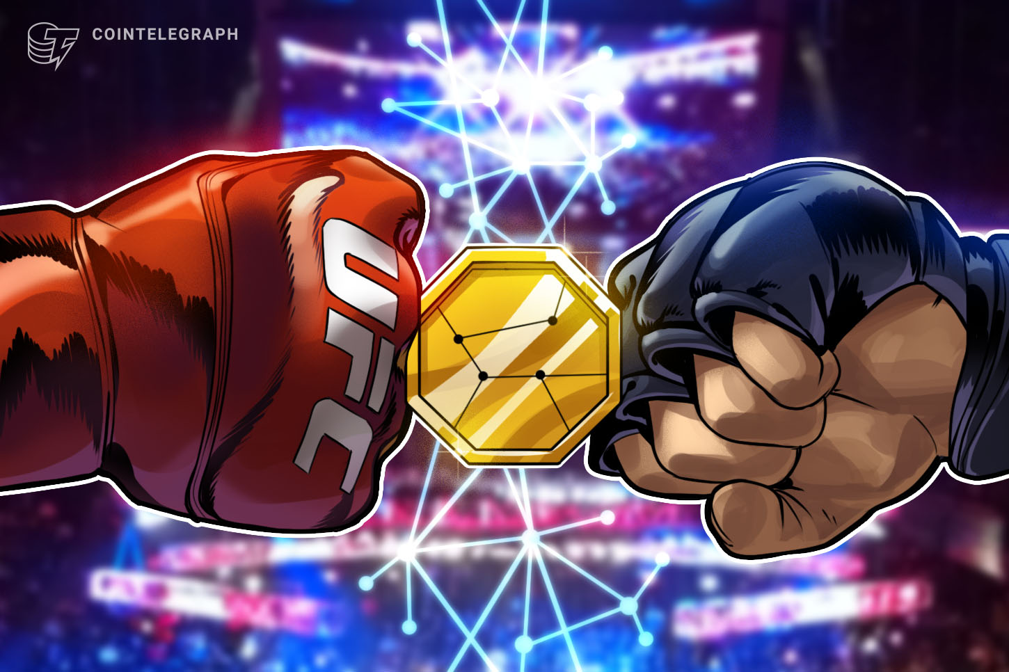 UFC inks $175 million sponsorship deal with Crypto.com