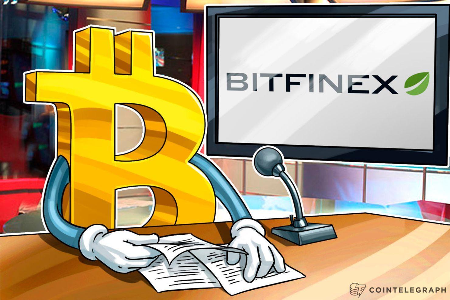 仮想通貨取引所ビットフィネックスがステーブルコインを追加