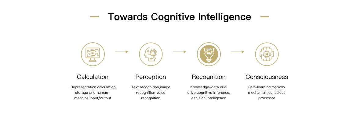 Towards Cognitive Intelligence