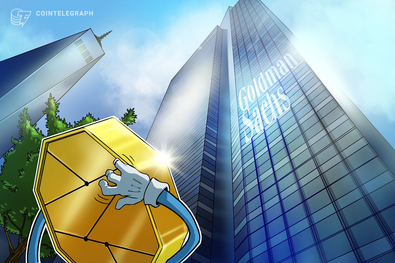 goldman sachs cryptocurrency fund