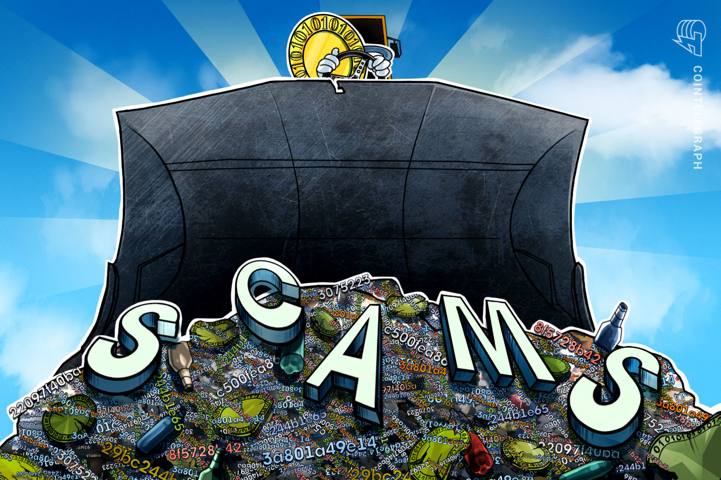 are cryptocurrencies scams illegal