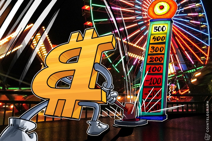 Bitcoin Price Passes $500, Highest Price in Almost Two Years