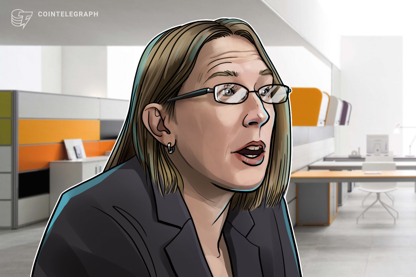 SEC's CryptoMom on Outlook for the Digital Dollar and the End of Her Term in June