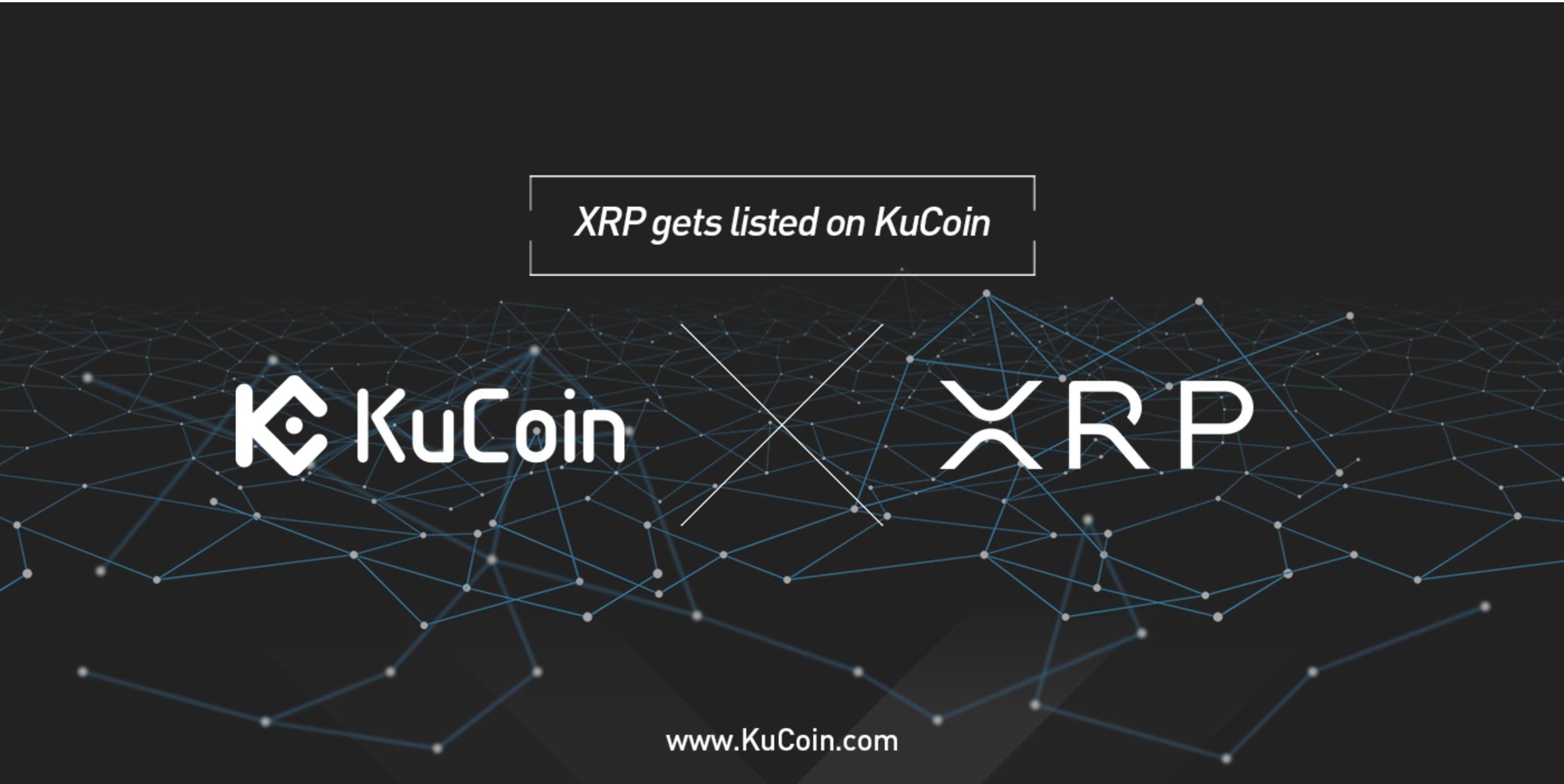 仮想通貨取引所Kucoinがリップルの取り扱いを開始