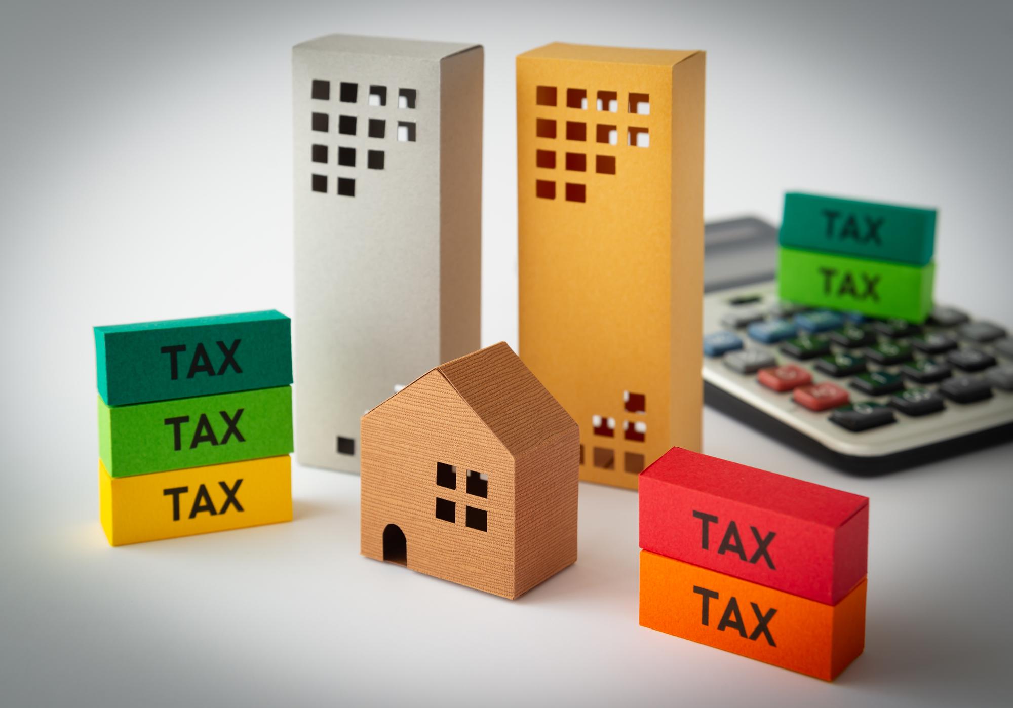 REITの場合、分配金と売却益のどちらも分離課税の対象となる