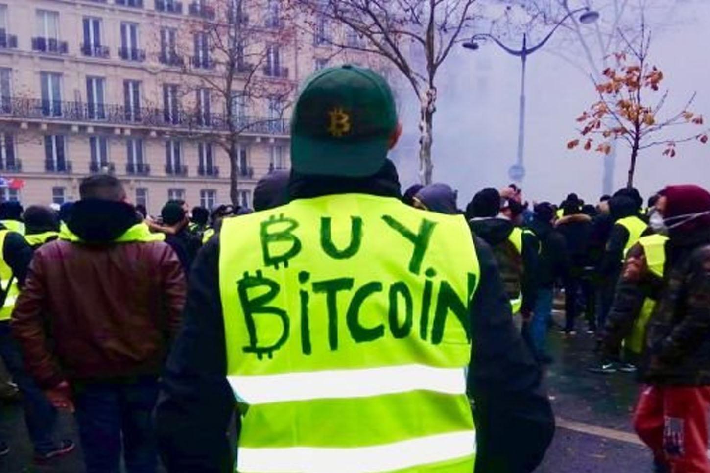 Kauft Bitcoin