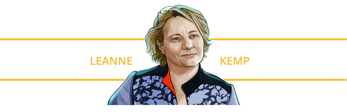 Leanne Kemp