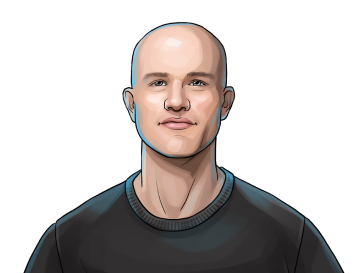 Brian Armstrong & Co-founder and CEO of Coinbase