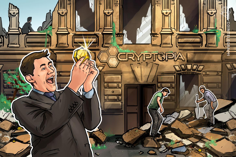 buy bitcoin cryptopia