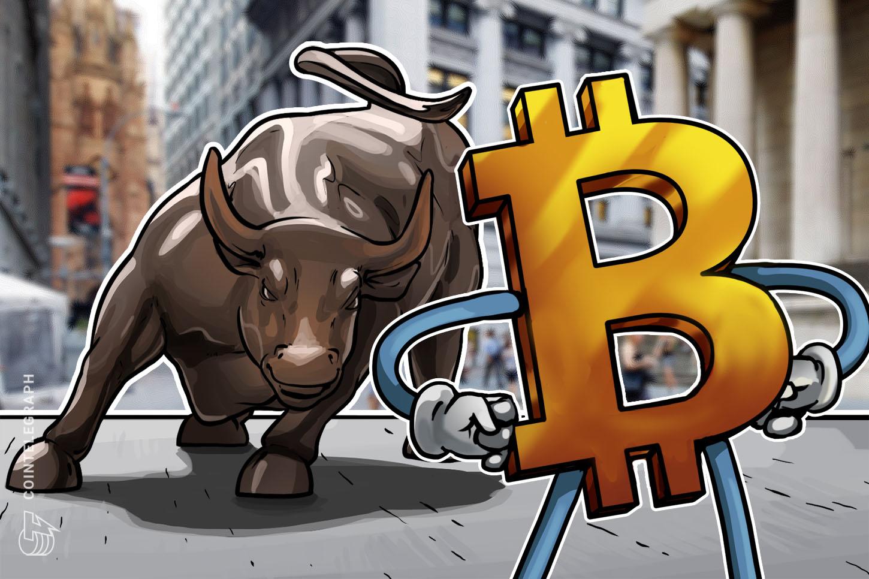 Bitcoin just 4 days away from historically bullish $10K price record