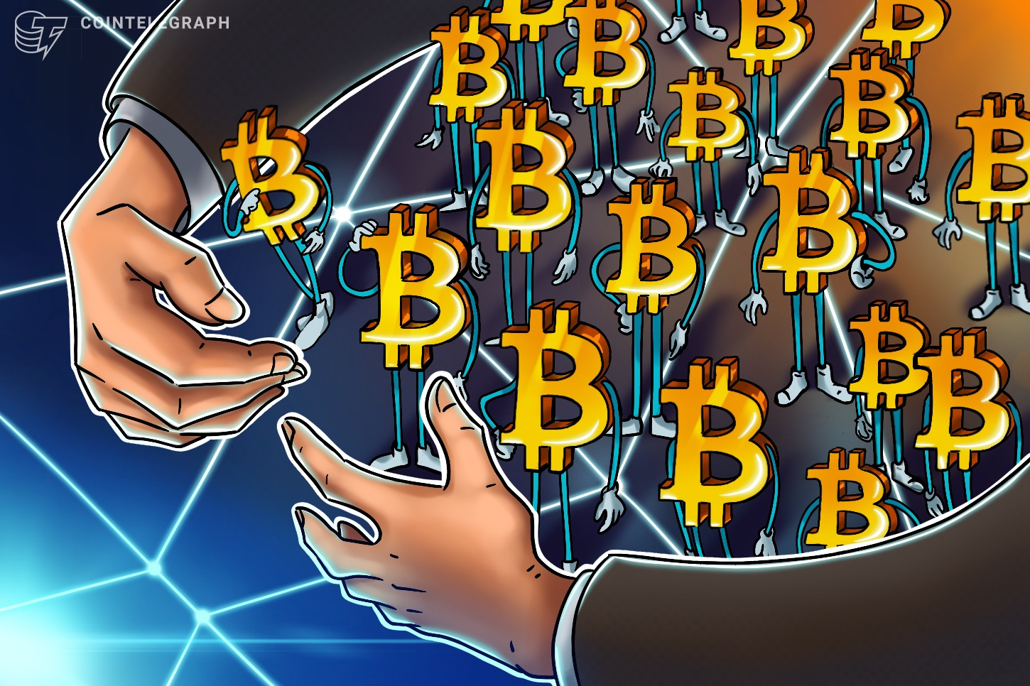 Crypto derivatives volume more than triples spot trading