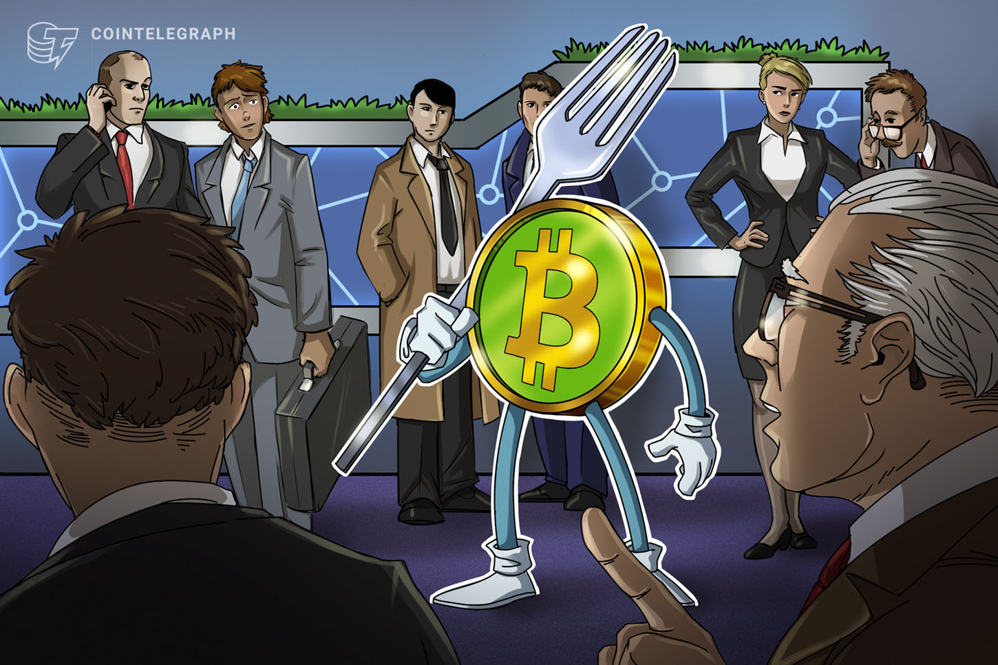 Taxman gets the boot: <bold>Bitcoin</bold> Cash Node emerges as victor of <bold>hard</bold> <bold>fork</bold>