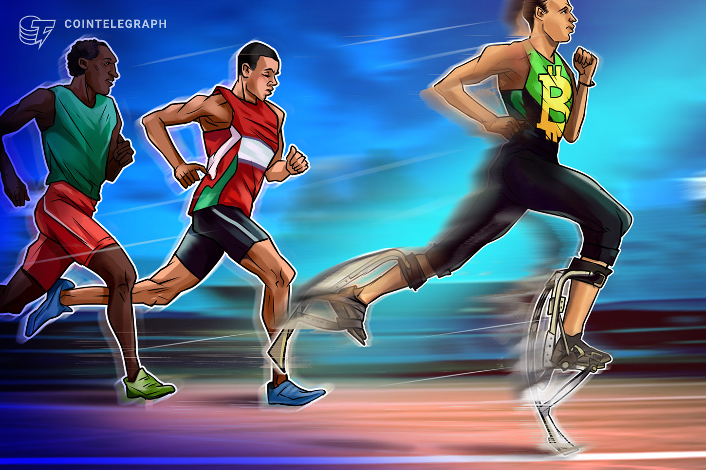 Bitcoin price hits new all-time high as crypto market matures - Cointelegraph