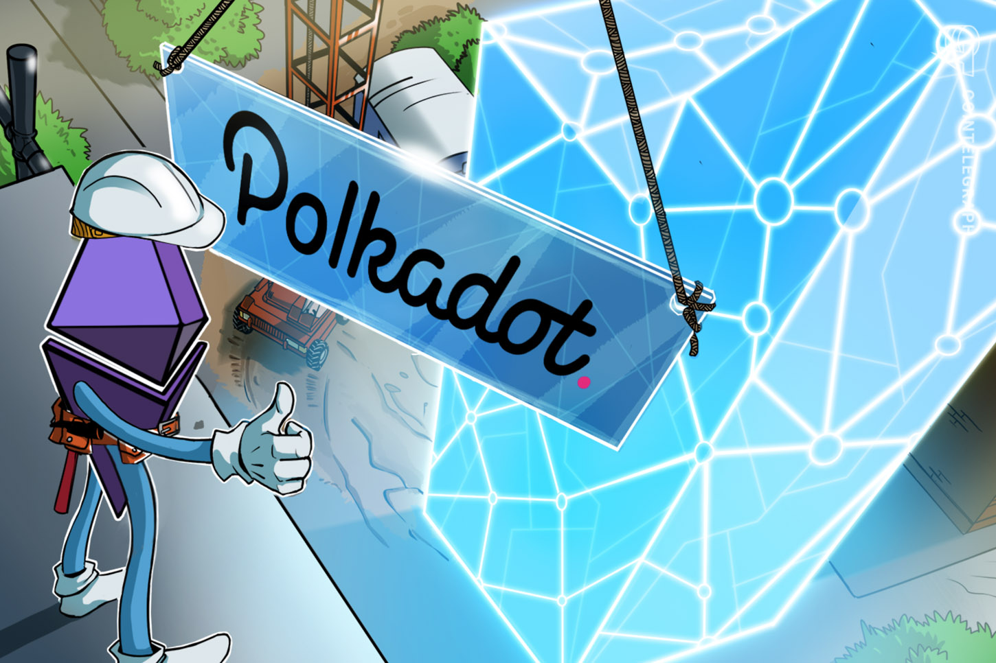 This <bold>project</bold> wants to recreate <bold>Ethereum</bold> on Polkadot