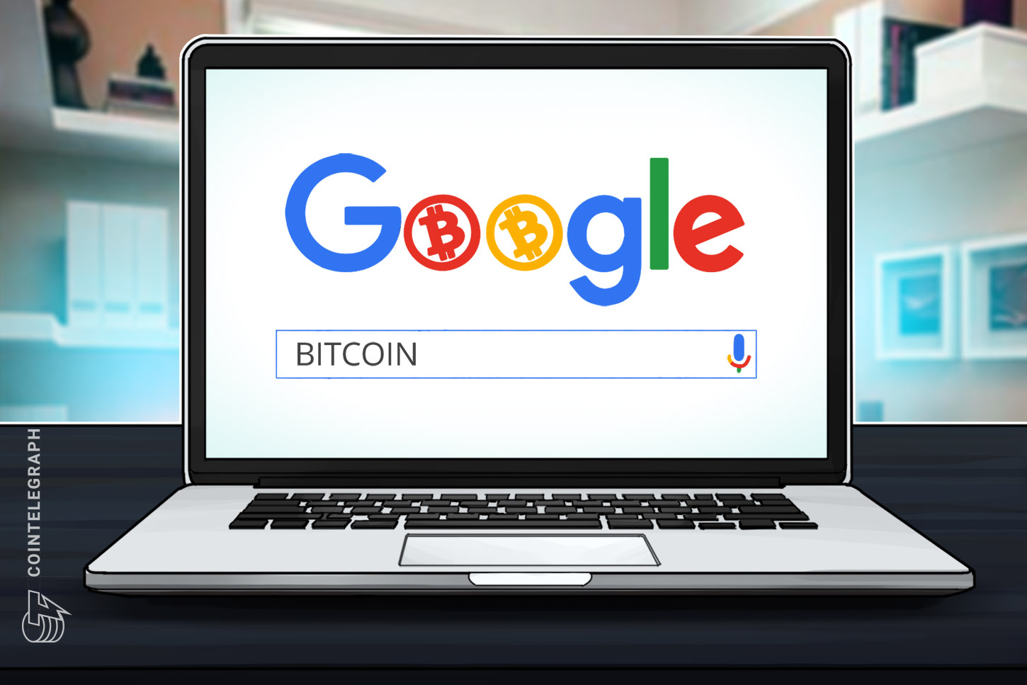 Global search volume for Bitcoin appears higher than in 2017